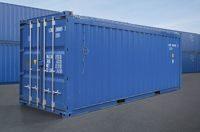 Фотография контейнера 20 футов с открытым верхом (OT)