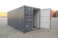 Фотография 20 футового нового контейнера