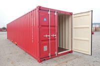 Фотография нового 40 футового контейнера