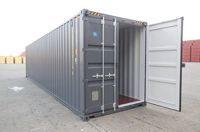 Фотография контейнера 40 футов повышенной вместимости (HC)