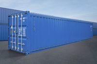 Фотография контейнера 40 футов с открытым верхом (OT)